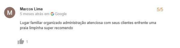 Depoimento Marcos Lima